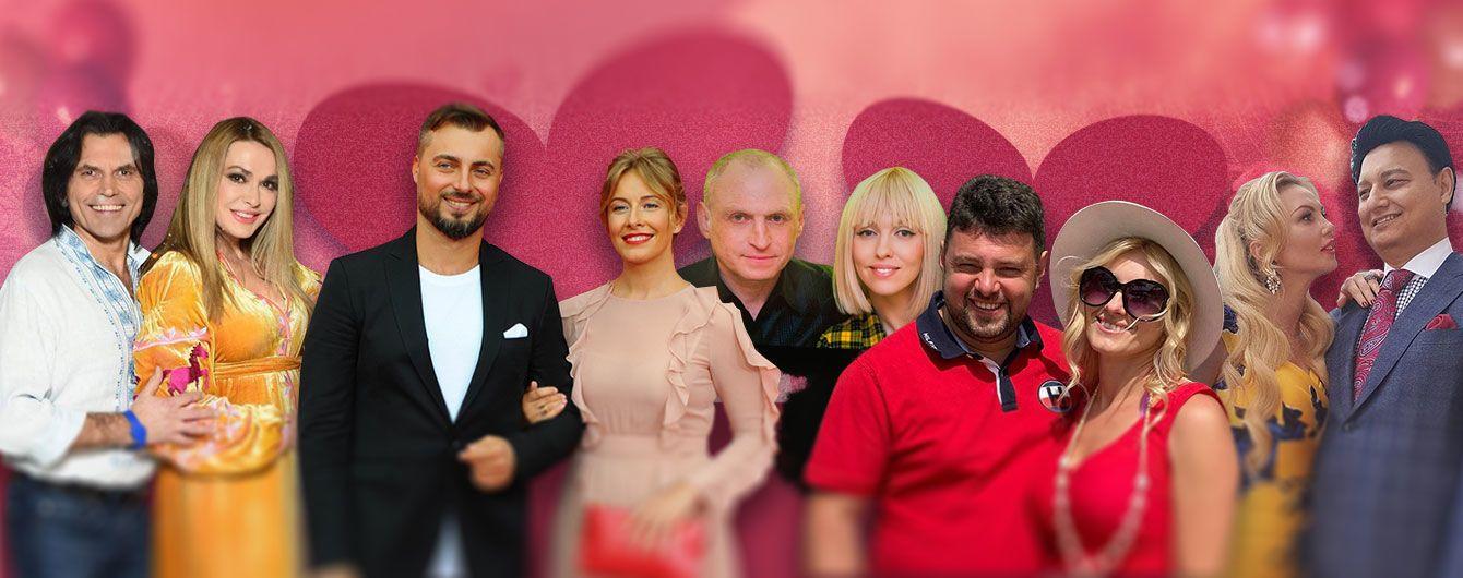 Зіброви 25 років разом, а Полякови – 15: найміцніші пари українського шоу-бізнесу