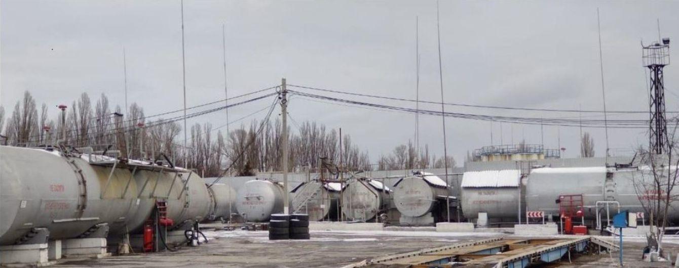 У Полтавській області вилучили понад мільйон літрів контрафактного палива на більш ніж 37 млн гривень