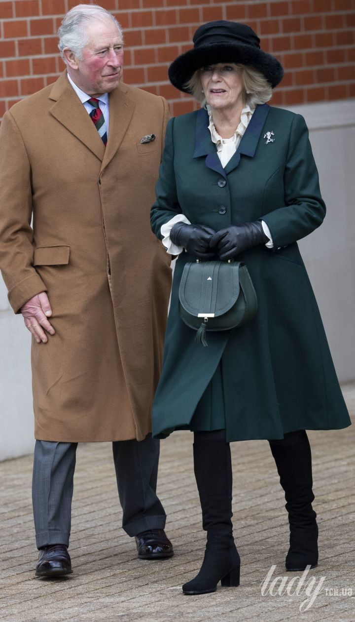 Герцогиня Корнуольська і принц Чарльз