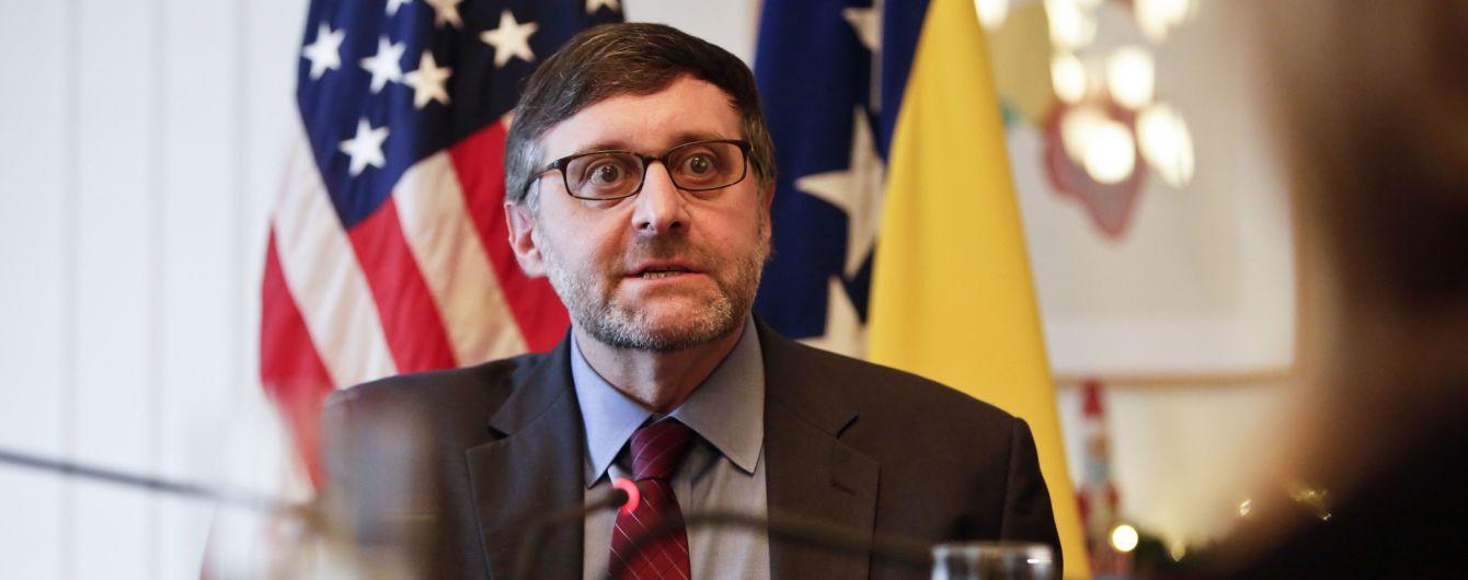 Россия попытается вызвать раскол на Балканах - спецпредставитель США