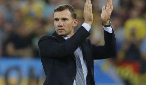 Шевченка включено до списку найкращих тренерів збірних команд світу за останнє десятиріччя