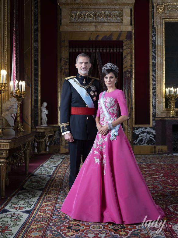 Испанская королевская семья_1