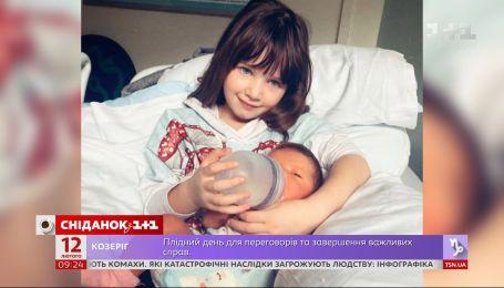 Міла Йовович розказала, що у новонародженої доньки проблеми зі здоров'ям
