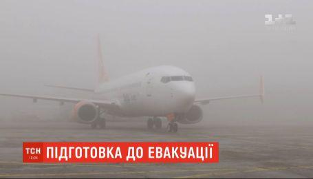 Одночасно чотири вітчизняних міністерства проводять підготовку до евакуації українців з Китаю