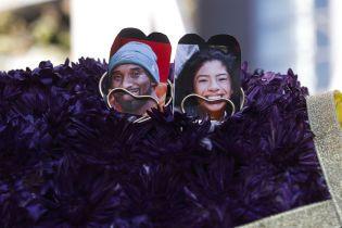 Коби Брайанта вместе с дочерью втайне от болельщиков похоронили в Калифорнии