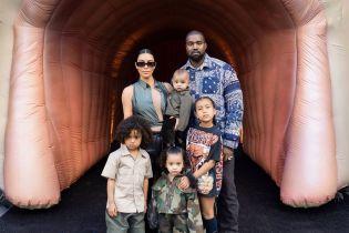 Ким Кардашян заявила, что больше не планирует рожать детей