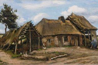 Картину Ван Гога продають за 13 млн фунтів стерлінгів. Минулого століття її купили за чотири