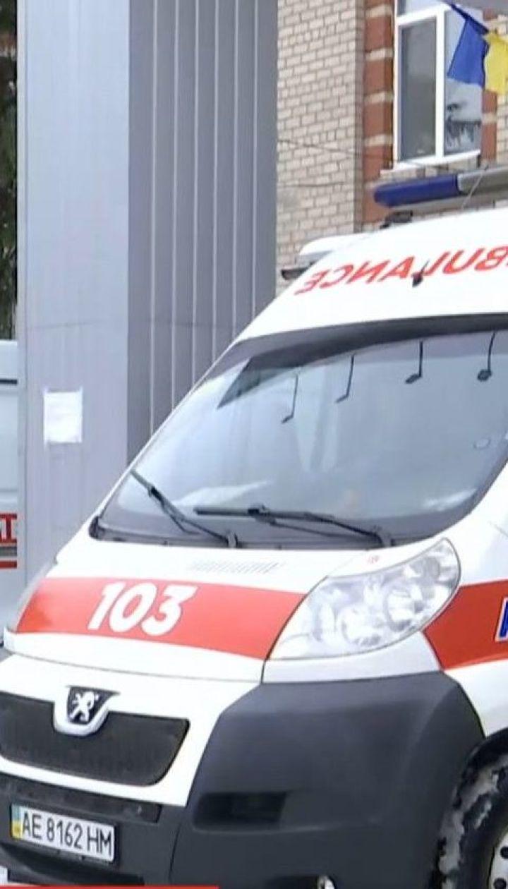 Унаслідок слизьких доріг чимало пішоходів травмувались у Дніпрі