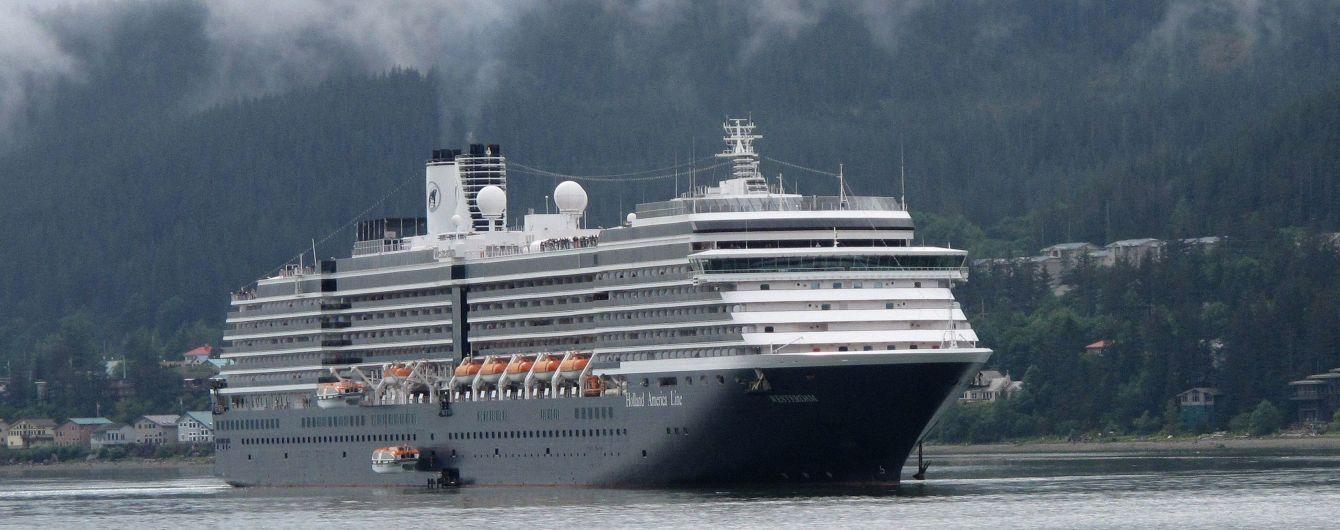 Круїзному судну Westerdam після відмови чотирьох країн через побоювання коронавірусу дозволили зайти в порт