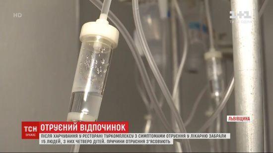 Масове отруєння на курорті у Славському: поліція відкрила провадження
