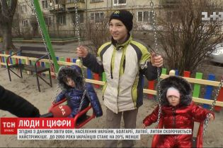 До 2050 года количество украинцев сократится примерно на 20% - прогнозы ООН