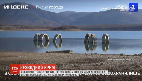 Как изменился Крым с тех пор, как Украина перекрыла воду с материка