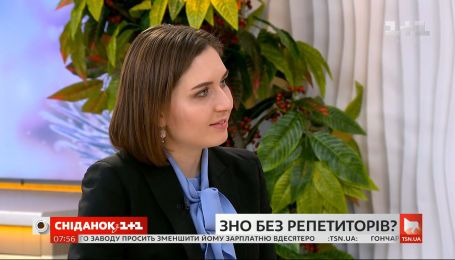 Чого чекати школярам від ЗНО-2020:розмова з міністеркою освіти Ганною Новосад