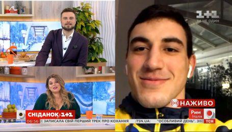 Новый чемпион Европы по греко-римской борьбе Семен Новиков об олимпийских амбициях
