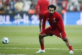 Салах може пропустити старт сезону АПЛ-2020/21 через Олімпіаду, у збірній Єгипту на нього не тиснуть