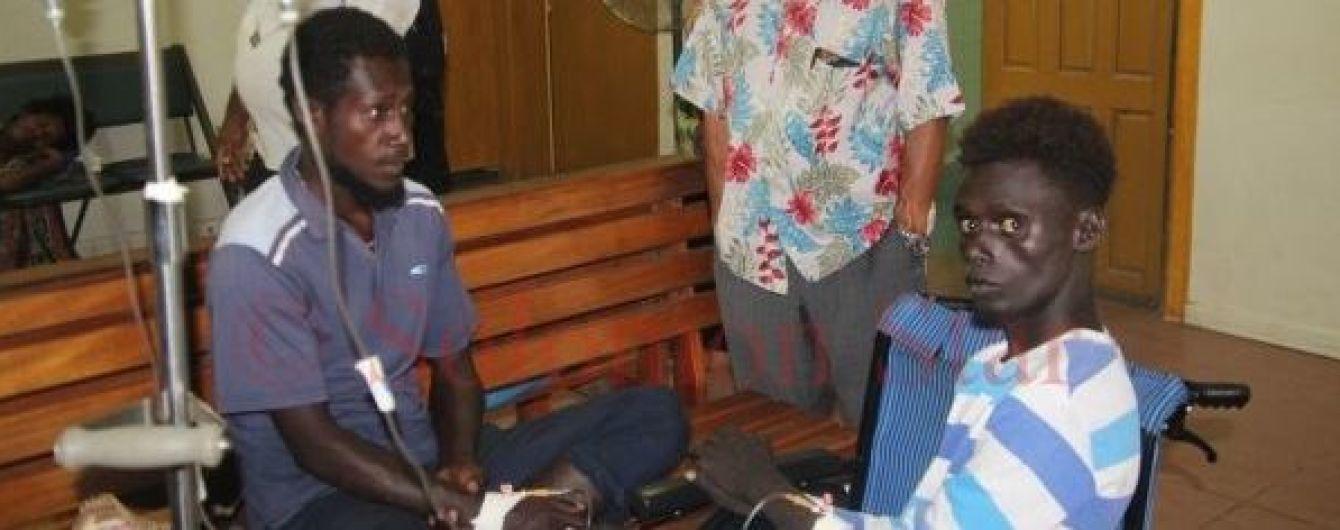 В Тихом океане спасли четырех человек, которые месяц жили в лодке без еды