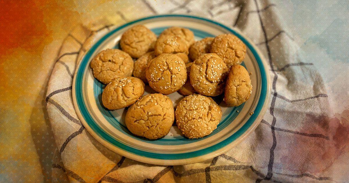 Печиво зі смаком халви