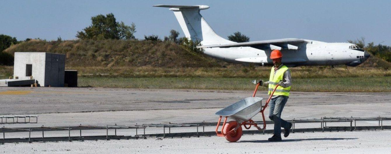 Влада знову обіцяє збудувати на Київщині ще один міжнародний аеропорт