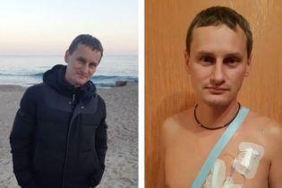 Немецкие врачи борются за жизнь Дмитрия