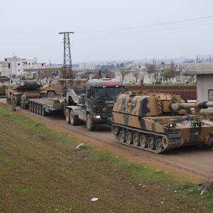 Турция перебрасывает силы спецназа к сирийскому Идлибу