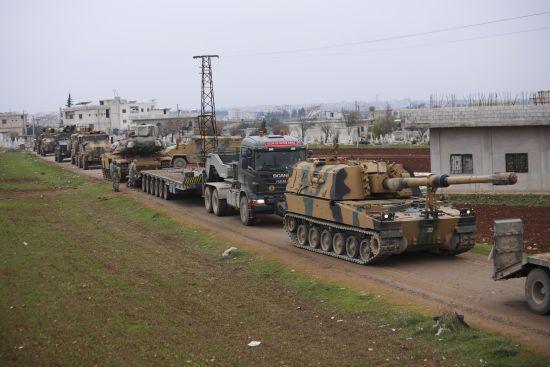 Туреччина перекидає сили спецназу до сирійського Ідліба