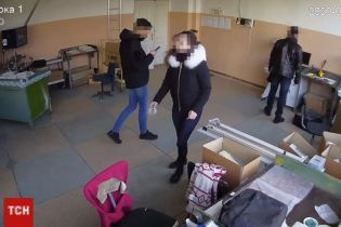 В Одессе правоохранители во время обыска обокрали предприятие, на котором работают люди с нарушениями зрения