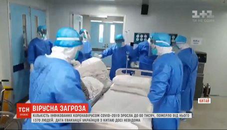 За пределами Китая зафиксировано третий летальный случай от коронавируса