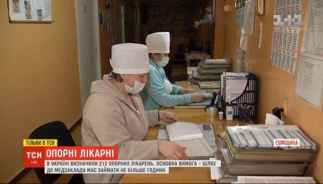 В Україні визначили 212 опорних лікарень: чи зможуть пацієнти дістатися до закладів
