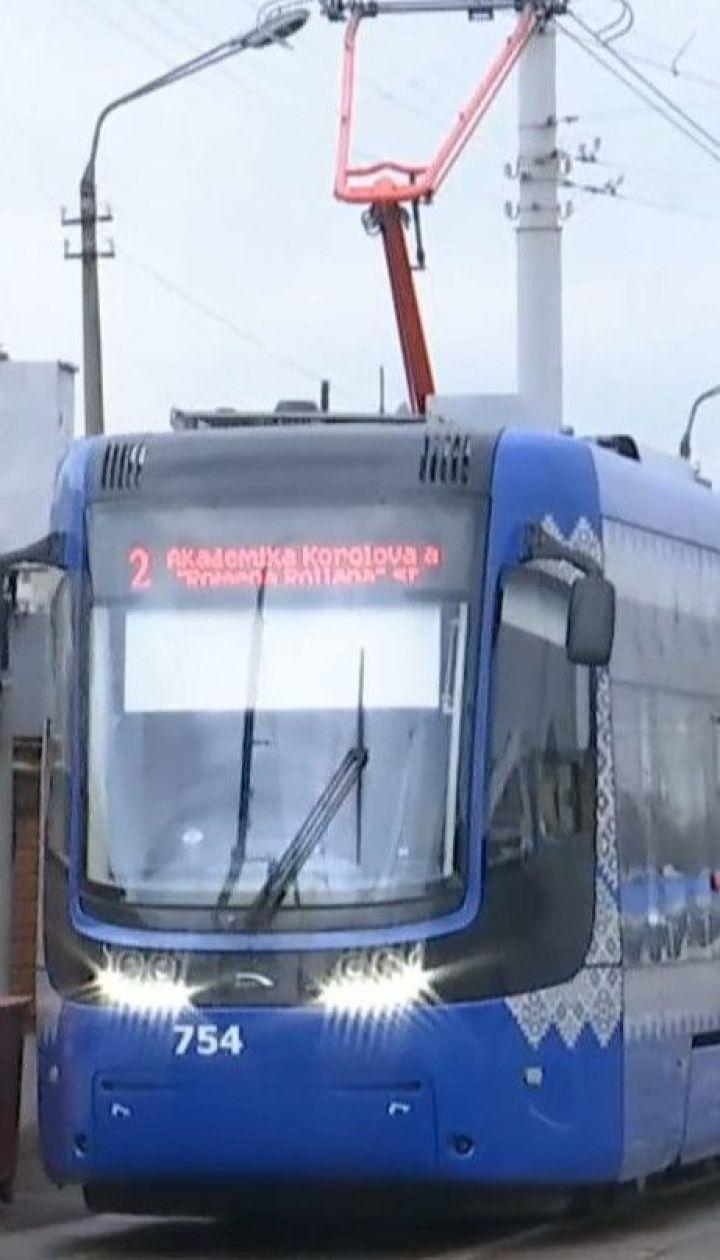 В Киеве хотят запустить новый общественный транспорт - трам-трейн