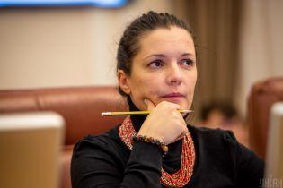 Скалецька несподівано вирішила приєднатися на 14 днів до українців, які перебувають на карантині в Нових Санжарах