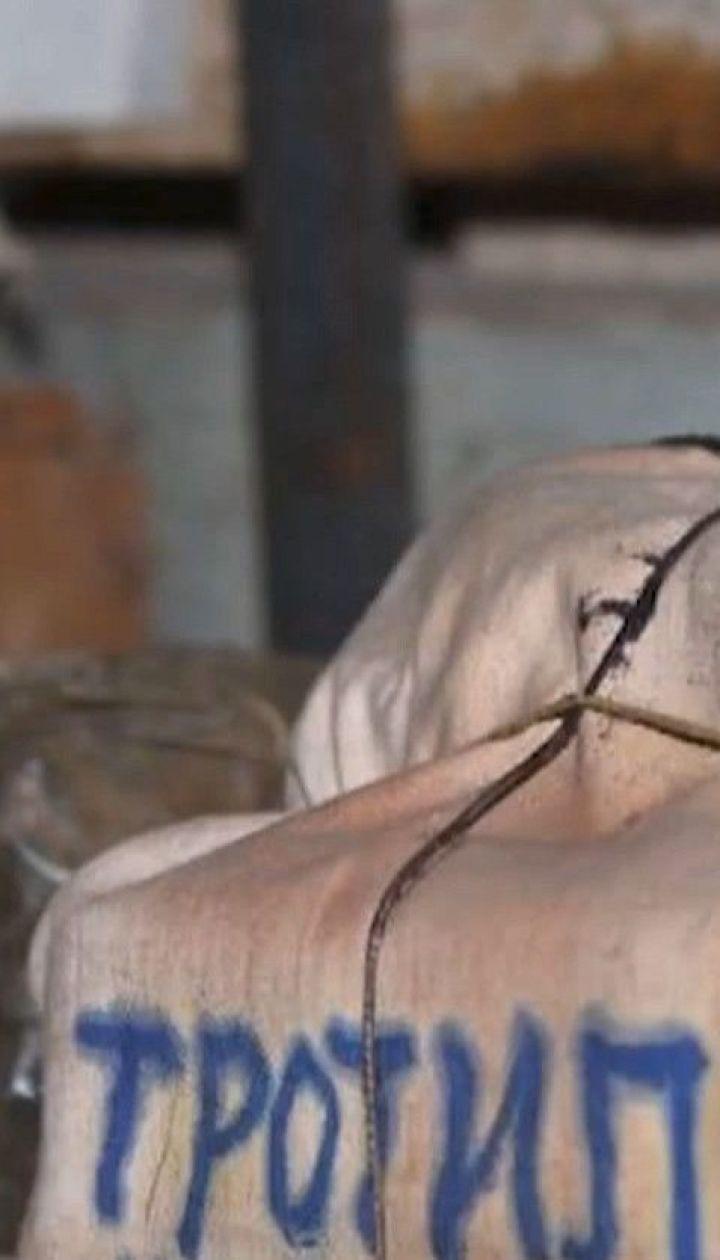 Правоохранители установили владельца тротила, который нашли в жилом доме в Белой Церкви