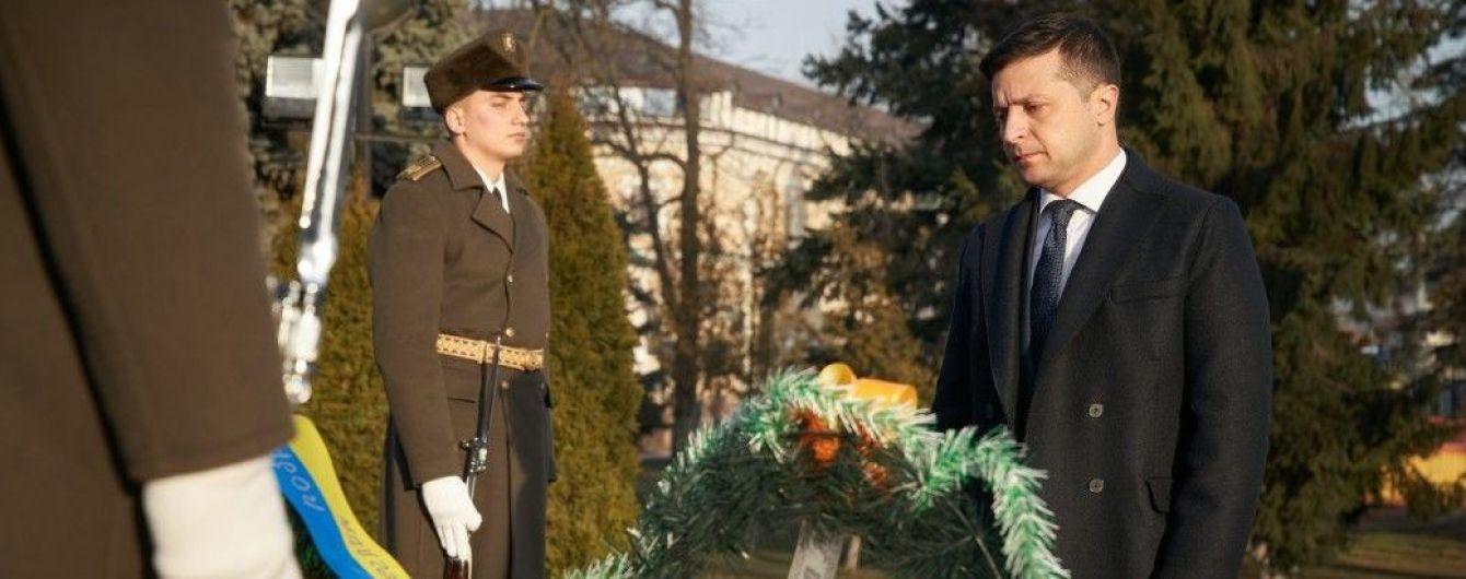 Зеленський вшанував пам'ять українців, які загинули під час війни в Афганістані