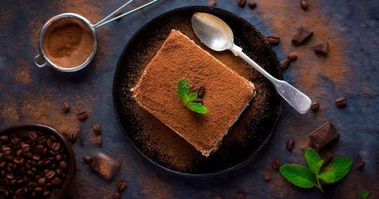 Тірамісу: улюблений італійський десерт