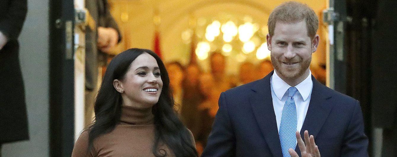 Принц Гаррі та Меган звільнили всіх працівників свого офісу у Лондоні