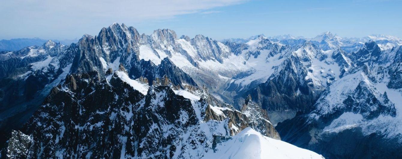 К вершине вершине горы Монблан ограничат доступ для туристов