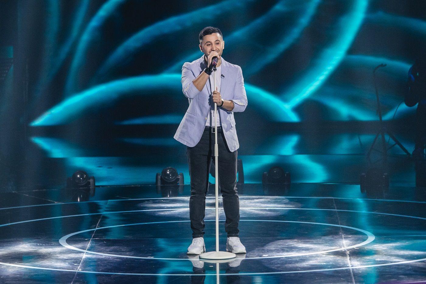 Голос країни -10, Вахтанг Вахтангішвілі