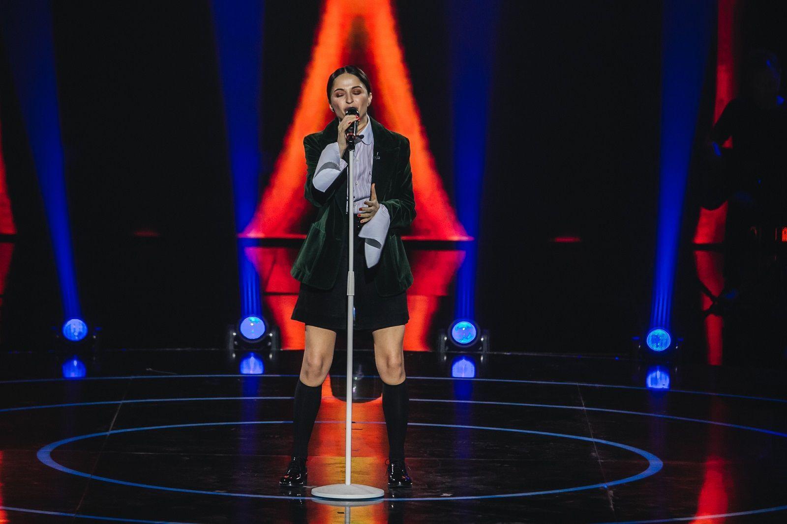 Голос країни -10, Альона Крутієнко