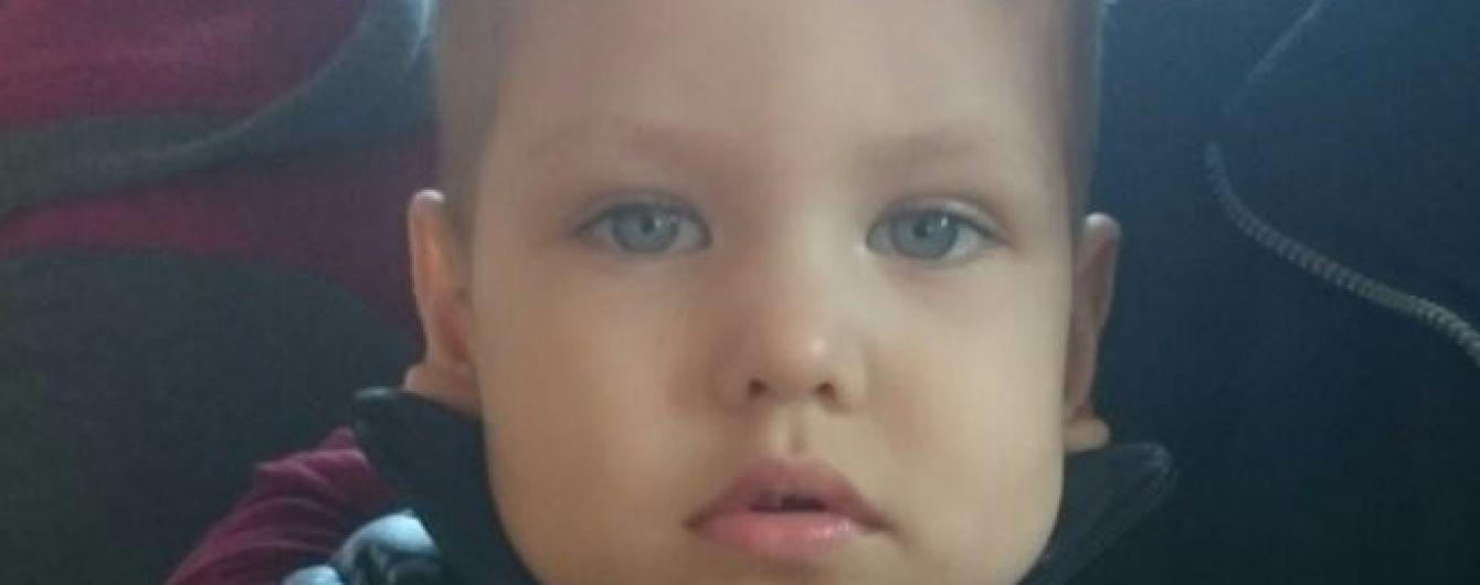 Двухлетний Ярославчик нуждается в жертвенной помощи