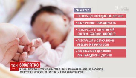 """""""е-Малятко"""": чим допоможе молодим батькам новий сервіс від держави"""