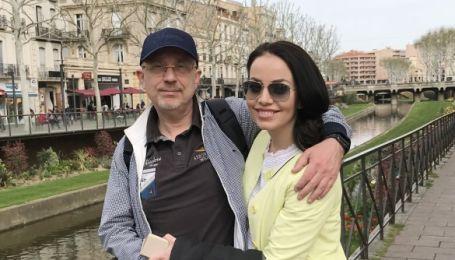 Приготував майже 1,5 кг тартару: віцепрем'єр Резніков відверто розповів, як молода телеведуча стала його дружиною