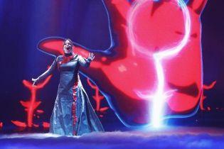 """Еліна Іващенко заспівала про насильство на сцені нацвідбору на """"Євробачення-2020"""""""