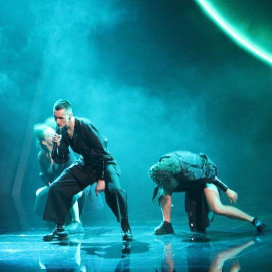 """KHAYAT у кімоно зачарував виступом на нацвідборі на """"Євробачення-2020"""""""