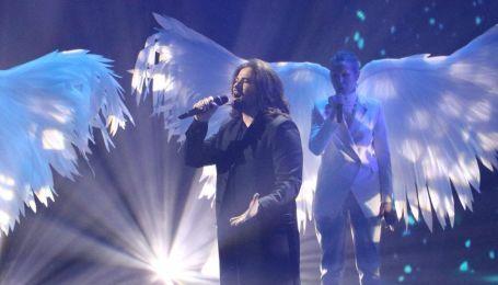 """David Axelrod поразил вокальными способностями на нацотборе на """"Евровидение-2020"""""""