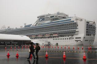 Ще одна країна готується забрати своїх громадян із карантинного лайнера Diamond Princess в Японії