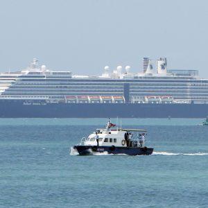 Українців не планують евакуйовувати з лайнера, що стоїть на карантині біля Японії - консулка