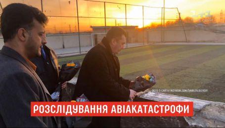Іран готовий до співпраці у справі збитого літака. Секретар РНБО України полетів до Тегерана