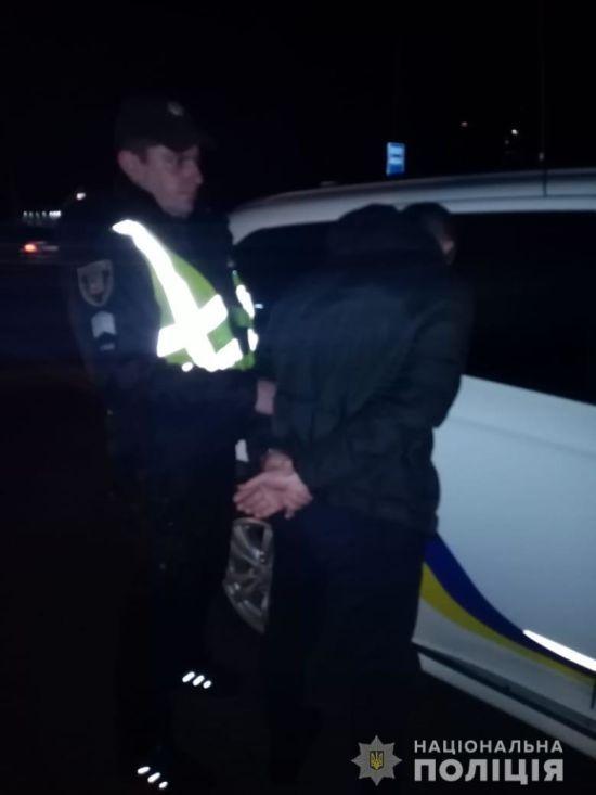 Поліцейського, який п'яним збив на смерть пішохода в Броварах, звільнили з роботи та помістили до СІЗО