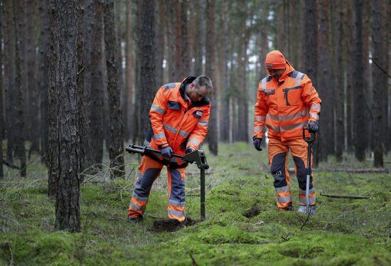 У Німеччині суд дозволив Tesla продовжити вирубку лісу