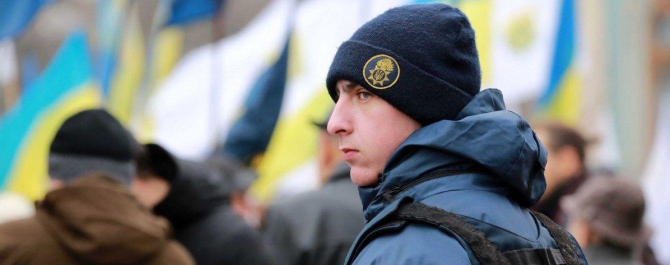 Массовые акции в центре Киева: правоохранители усилили меры безопасности, будут проверять вещи и документы