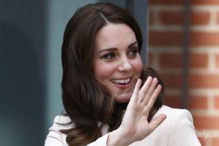 Про труднощі материнства і вагітності: герцогиня Кембриджська дала відверте інтерв'ю